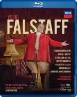 『ファルスタッフ』全曲 カーセン演出、レヴァイン指揮、メトロポリタン歌劇場、マエストリ、ブライズ、ほか(2013)