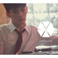 Love Me Right 〜romantic universe〜【初回盤 CHEN (チェン)Ver.】 (CD+メンバー別フォトブック)