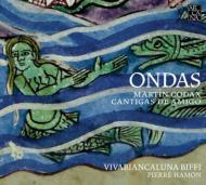 Ondas-cantigas De Amigo: Hamon(Fl)Vivabiancaluna Biffi