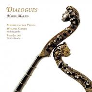 2つのヴィオールのための2つの組曲〜ヴィオール曲集第1巻より ミーネケ・ファン・デル・フェルデン、ヴィーラント・クイケン、フレッド・ヤーコプス