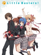 Little Busters!Blu-Ray Box 1