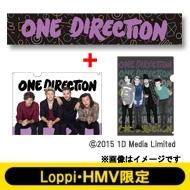 オリジナルマフラータオル&クリアファイル2枚セット/One Direction【Loppi・HMV限定】