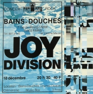 Live At Les Bains Douches, Paris December 18, 1979