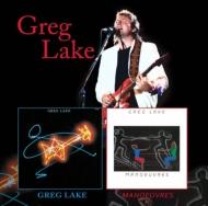 Greg Lake / Manouevres (2CD)