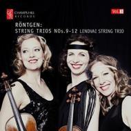 Complete String Trios Vol.3: Lendvai String Trio
