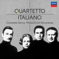 イタリア四重奏団/デッカ、フィリップス&DG録音全集(37CD)