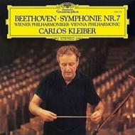 交響曲第7番:カルロス・クライバー指揮&ウィーン・フィルハーモニー管弦楽団 (180グラム重量盤レコード/Deutsche Grammophon)