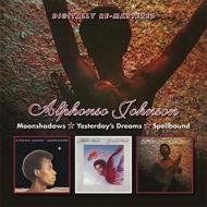 Moonshadows / Yesterday's Dreams / Spellbound (2CD)