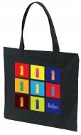 The Beatles 1 Black Tote Bag