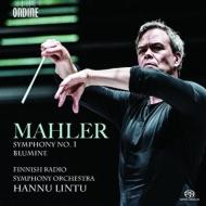 交響曲第1番『巨人』、『花の章』 リントゥ&フィンランド放送交響楽団