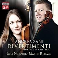ヴァイオリンとチェロのためのディヴェルティメント集 ノイダウアー、ルンメル(2CD)
