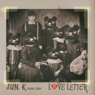 Love Letter【初回生産限定盤A】(CD+DVD)