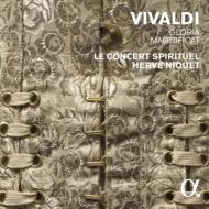 ヴィヴァルディと女声合唱〜「グローリア」・「マニフィカト」他詩篇曲〜 エルヴェ・ニケ、ル・コンセール・スピリチュエル