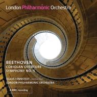 交響曲第5番『運命』、序曲『コリオラン』 テンシュテット&ロンドン・フィル(1990、92)