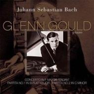 イタリア協奏曲、パルティータ第1番・第2番:グレン・グールド(ピアノ)(アナログレコード)