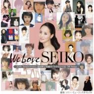 「We Love SEIKO」-35th Anniversary 松田聖子究極オールタイムベスト 50 Songs-【通常盤】(3CD)