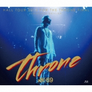 HALL TOUR 2015 FOR THE THRONE FINAL-COMPLETE EDITION-(+Blu-ray)