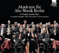 A Vivaldi Grand Tour : M.Seiler(Vn)Queyras(Vc)Loffler(Ob)Akademie fur Alte Musik Berlin (3CD)