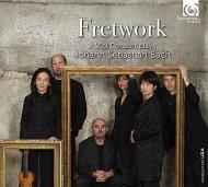 ヴィオール合奏によるバッハ〜ゴルトベルク変奏曲、フーガの技法、リチェルカーレ、他 フレットワーク(4CD)