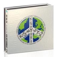 2015 CONCERT TOUR KIS-MY-WORLD (DVD)【初回限定盤】
