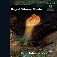 ヘンツェ:『王宮の冬の音楽』第1ソナタ、第2ソナタ、ブリテン:『ノクターナル』 オット・トロネン