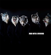 MAN WITH A MISSION (完全生産限定盤/アナログレコード)