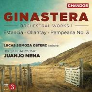 『エスタンシア』全曲、オランタイ、パンペアーナ第3番 メナ&BBCフィル