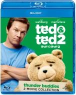 テッド&テッド2 ブルーレイ・パック〈初回生産限定〉