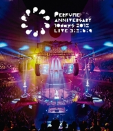 Perfume Anniversary 10days 2015 PPPPPPPPPP「LIVE 3:5:6:9」 (Blu-ray)
