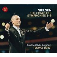 交響曲全集 パーヴォ・ヤルヴィ&フランクフルト放送交響楽団(3CD)
