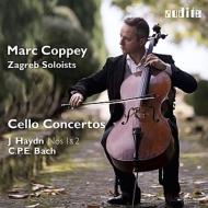 ハイドン:チェロ協奏曲第1番、第2番、C.P.E.バッハ:チェロ協奏曲 コペイ、ザグレブ・ソロイスツ