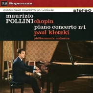 ピアノ協奏曲第1番:マウリツィオ・ポリーニ(ピアノ)、クレツキ指揮&フィルハーモニア管弦楽団 (180グラム重量盤レコード/Hi-Q Records Supercuts)