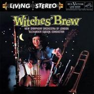 魔女の秘薬 (Witches' Brew):アレクサンダー・ギブソン指揮&ロンドン新交響楽団 (高音質盤/200グラム重量盤レコード/Analogue Productions/*CL)