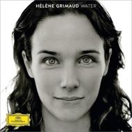「ウォーター」〜水の戯れ(ラヴェル)、エステ荘の噴水(リスト)、他:エレーヌ・グリモー(ピアノ)(2枚組アナログレコード/Deutsche Grammophon)