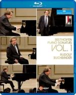 ピアノ・ソナタ全集第1集 ブッフビンダー(2014ザルツブルク・ライヴ)