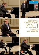 ピアノ・ソナタ全集第1集 ブッフビンダー(2014ザルツブルク・ライヴ)(2DVD)