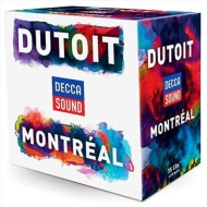 Dutoit / Montreal So: The Montreal Years