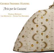 Arie Per La Cuzzoni: Bennani(S)Van Heyghen / Les Muffatti