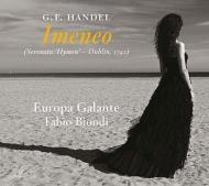 歌劇『イメネーオ』1742年ダブリン版全曲 ビオンディ&エウローパ・ガランテ、スタヴラン、ハレンベリ、他(2015 ステレオ)(2CD)