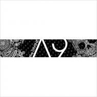 MUFFLER TOWEL -theDIVINE-/ MIDNIGHT GALAXY SPECIAL GOODS -theDIVINE-