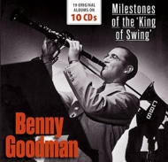 Milestones Of The 'King Of Swing' (10CD)
