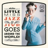 Little Miss Jazz And Jive Goes Aroundf The World!
