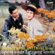 Secret Songs For Young Lovers (紙ジャケット)