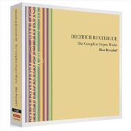 オルガン作品全集 ビーネ・カトリーネ・ブリンドルフ(6CD)