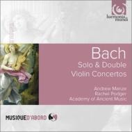 ヴァイオリン協奏曲集 マンゼ、エンシェント室内管、ポッジャー