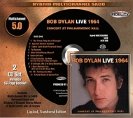 Bootleg Series: Vol.6 Live 1964 Concert At Philharmonic Hall (2CD)(Hybrid SACD)