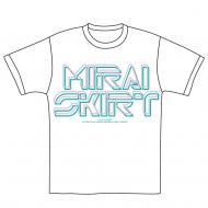 Tシャツ【XL】 ミライスカート / @JAM the Field vol.9