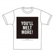 Tシャツ【XL】 ゆるめるモ! / @JAM the Field vol.9