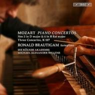 ピアノ協奏曲第5番、第6番、他 ブラウティハム、ウィレンズ&ケルン・アカデミー