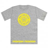 グレー(L)Tシャツ/PRINCESS PRINCESS TOUR 2012-2016 再会 -FOR EVER-